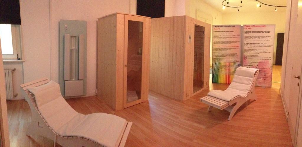Area Saune Infrarossi effettovita