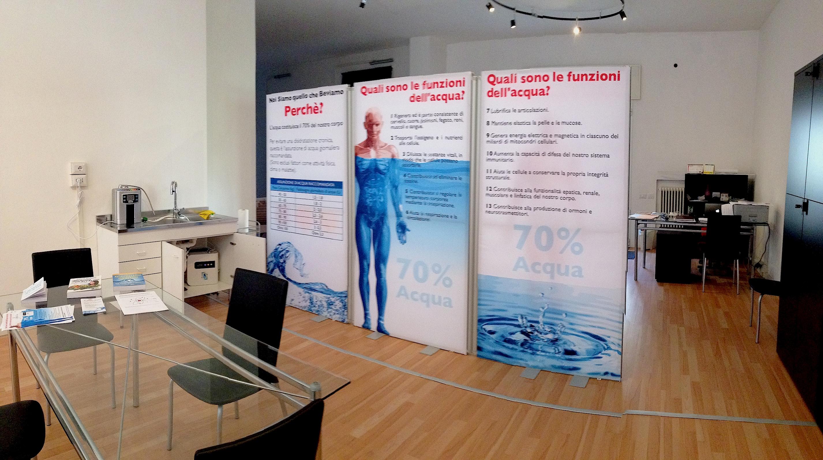Ionizzatori d'acqua alcalina o H2 ORP - Effetto Vita®