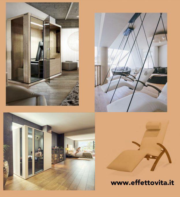 soluzioni per architetti e geometri per realizzare spa per privati e alberghi